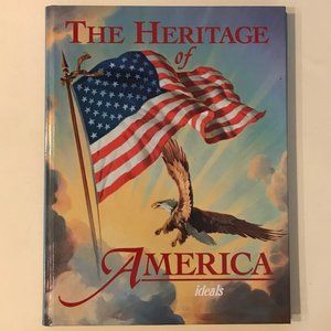 VINTAGE The Heritage of America by Ideals